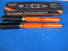 2 Amortisseurs avant à gaz De Carbon pour Volkswagen Golf II, Jetta