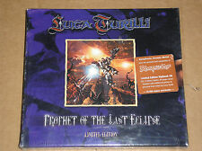 LUCA TURILLI - PROPHET OT THE LAST ECLIPSE - CD LIMITED ED. SIGILLATO (SEALED)