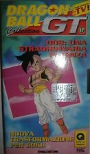 VHS - DE AGOSTINI/ DRAGON BALL GT - VOLUME 17 - EPISODI 2