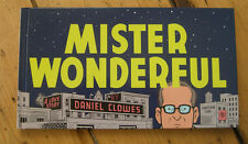 Dan Clowes Mister Wonderful Hardcover Book Mr Hardback Daniel Eightball