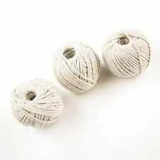 Pack of 6 - 80m Household Home Office Ball Of Cotton String Twine Rope