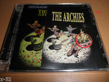 THE ARCHIES greatest hits CD + exclusive PIN jughead betty veronica sugar spice