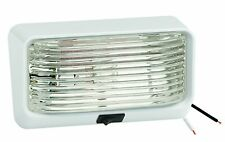 Bargman Porch Light Utility with Switch Exterior Outdoor Garage Trailer Camp RV