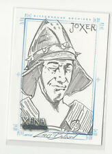 Joxer XENA Art & Images Hand Drawn Sketch Card SketchaFEX by Cris Bolson