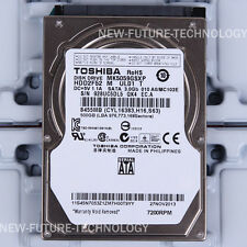 "TOSHIBA (MK5059GSXP) 500 GB HDD 2.5"" 8 MB 5400 RPM SATA Laptop Hard Disk Drive"