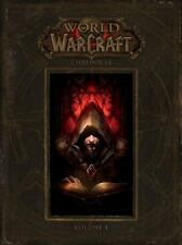 World of Warcraft: Chronicle Volume 1 [Hardcover] [Mar 15, 2016] BLIZZARD ENT...