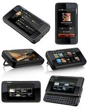 BRAND NEW NOKIA N900 3G 32GB SMARTPHONE WIFI GPS 5MP QWERTY