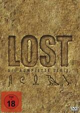Lost DVD Box  Staffel 1-6 Komplett