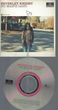 PROMO CD--BEVERLY KNIGHT--NO MANS LAND--1TR