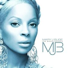 "MARY J. BLIGE ""THE BREAKTHROUGH"" CD NEW VERSION"