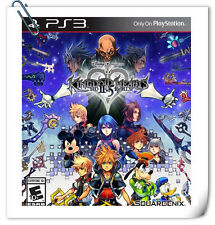PS3 KINGDOM HEARTS HD 2.5 REMIX (ENGLISH)  SONY PlayStation RPG Square Enix