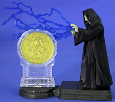 STAR WARS MILLENNIUM MINTED COINED EMPEROR PALPATINE USA TOYS R US EXCLUSIVE.C10