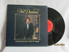 LP – Neil Diamond (I'm Glad You're Here With Me Tonight)