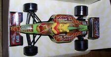 Winnie the Pooh Die Cast Metal Italy Disney race car figurine