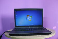 "Laptop HP Compaq 620 15.6"" 2.2Ghz 2GB 160GB Windows 7 Webcam Warranty Grade B"