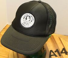 "XS REVOLUTION ENERGY DRINK ""A DECADE OF AWESOME"" HAT SNAPBACK BLACK EXC COND A14"