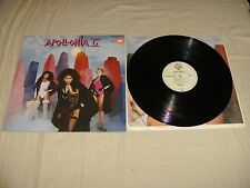 Apollonia 6 (PRINCE) LP Same OIS KULT mit Sex Shooter (Purple Rain Film) RARE