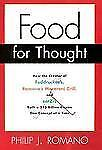 Food for Thought: How the Creator of Fuddrucker's, Romano's Macroni Gr-ExLibrary