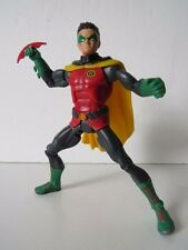 "DC Universe Signature Collection 5.5"" Damian Wayne Robin Action Figure Mattel"