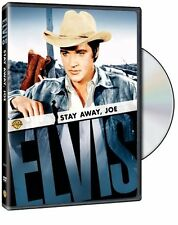STAY AWAY JOE (Elvis Presley) english cover -  DVD - UK Compatible