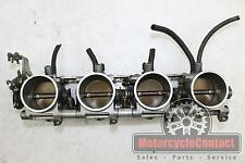 96 97 98 99 GSXR 750 600 THROTTLE BODIES BODYS BODY BARE 6674