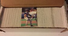 1993 Flair Baseball 1-300 Card Set Nr/Mt-Mt