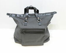 GIORGIO ARMANI PARFUMS GREY FATHERS DAY MENS TRAVEL / WEEKEND BAG *NEW