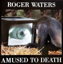 ROGER WATERS: AMUSED TO DEATH – 14 TRACK CD, PINK FLOYD