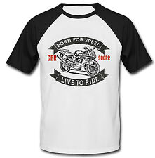 HONDA CBR 900RR - NEW COTTON TSHIRT - ALL SIZES IN STOCK