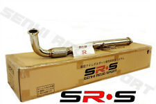 SRS FULL T-304 Stainless STEEL DOWNPIPE for 1995-1999 ECLIPSE GST TALON Jdm