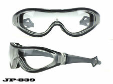 Protective Goggles Riding Clear Lens Safety Glasses Seal Labor Eye Protector