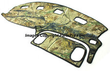 NEW Realtree AP Camo Camouflage Dash Mat Cover / FOR 1998-01 DODGE RAM TRUCK