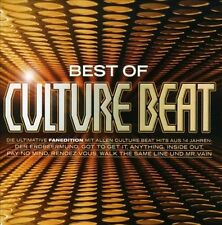 Best of Culture Beat * by Culture Beat (CD, Dec-2007, Columbia (USA)) Like New