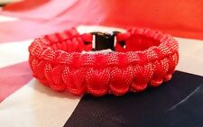 Royal Military Police Help for Heroes Inspired Paracord 550 Bracelet