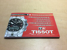 Like New - Booklet TISSOT - Official Timekeeper 2006 - For Collectors
