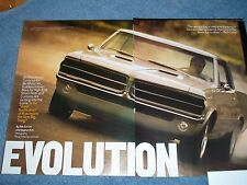 "1964 Custom Pontiac GTO Article ""Evolution"" Bobby Alloway Built Pro Touring"