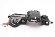 Nikon D2H Top Cover Assembly With LCD Screen Replacement Repair Part DH6127