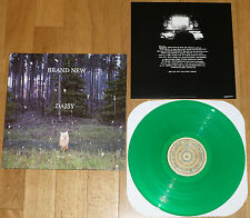 BRAND NEW Daisy LP RARE GREEN VINYL /2000 my chemical romance.paramore.blink 182