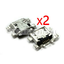 2X Motorola Droid Ultra XT1080 Maxx XT1080M USB Dock Connector Charging Port
