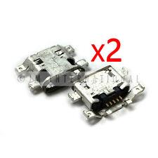 2X Motorola Droid Ultra XT1080 Maxx XT1080M USB Dock Connector Charging Port
