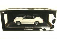 VW Karmann Ghia Coupe (ivory white/black) 1970