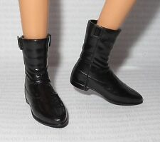 SHOES ~ BARBIE DOLL KEN HARLEY DAVIDSON RIDING COWBOY BOOTS SHOES ACCESSORY