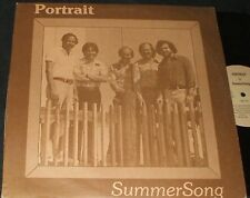 SummerSong Portrait LP PRIVATE MN MINNESOTA  Xian Folk/Psych Rock RARE