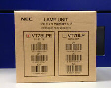 Genuine NEC VT75LPE Lamp, Bulb  with Housing