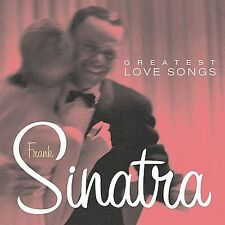Greatest Love Songs by Frank Sinatra (CD, Jan-2002, Warner)