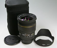 Sigma 24-70mm f/2.8 EX DG Macro Lens For Canon Excellent+ w/sample image