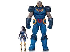 NEW DC Collectibles Icons Darkseid and Grail Deluxe Action Figures FREE SHIPPING