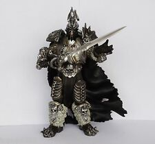 #Tas1~ Wow World of Warcraft Arthas Fall of The Lich King Arthas Menethil figure