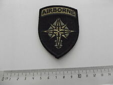 A4-S010   US Airborn Special Operations Command North Patch Multicam