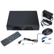 8CH Channel HDMI 960H/D1 H.264 CCTV Security Camera DVR Video Recorder US 24LR
